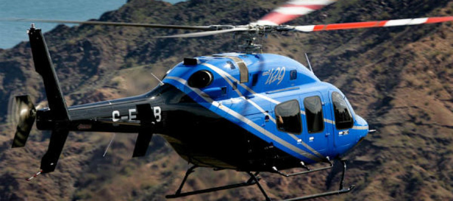 NYPD orders four Bell 429 helicopters