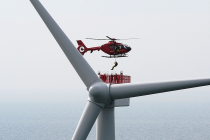 Bond to provide helicopter services to new UK windfarm