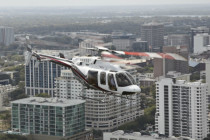 Hawker Pacific sells first Bell 407GX in Australia