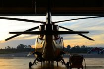 Credit freeze hits helicopter market