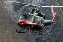 Bell delivers two 412EP helicopters to Petroleum Air Services