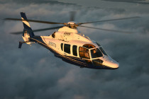 Corporate Helicopters receives new EC155 helicopter