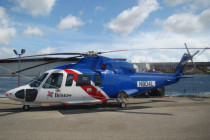 Bristow signs with CGX Energy