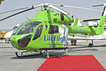MD Helicopters MD Explorer: