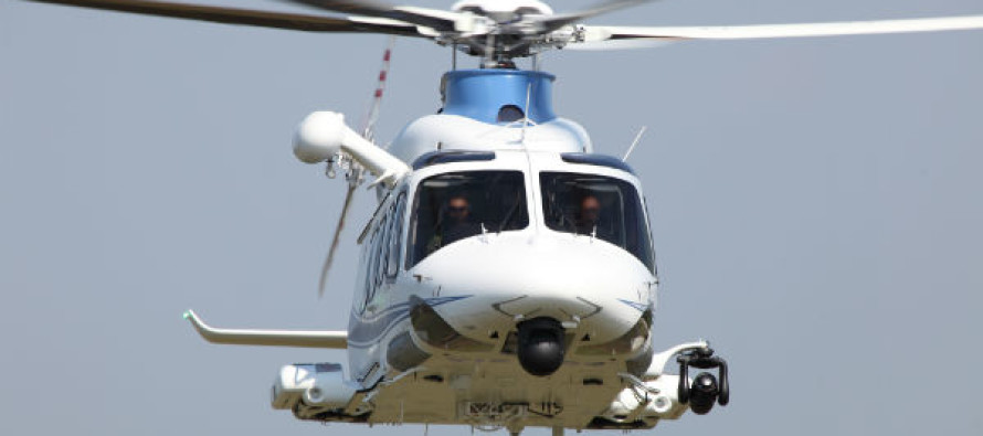 Italian Police takes delivery of another AW139