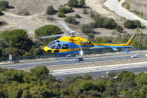 Spanish Traffic Department signs contract for seven helicopters