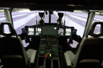 Indra EC175 flight simulator completed for service set-up