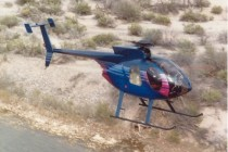 MD Helicopters delivers an MD500E to Bering Air