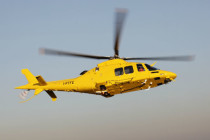 AgustaWestland displays two helicopters at LABACE