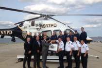 Bell Helicopter delivers first Bell 429 to NYPD