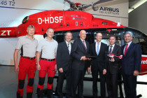 Airbus Helicopters starts delivering EC145 T2