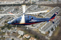 Life Flight Network takes delivery of another AW119Kx