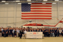 AgustaWestland Philadelphia delivers its 200th AW139