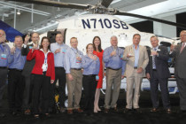 SevenBar takes delivery of GrandNew helicopter