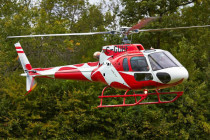 HUBI-FLY takes delivery of AS350 helicopter