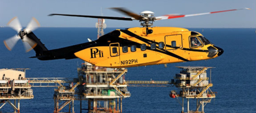 HeliValue$: Oil market overview and the effect on used Sikorsky S-92As