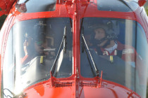 VIDEO: Elbit Systems performs demo on Swiss helicopter