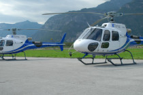 Terna takes delivery of two AS350 B3e helicopters