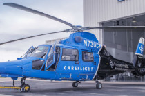 Miami Valley Hospital CareFlight begins helicopter service