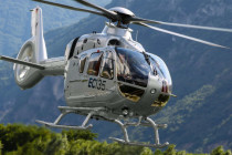 EASA certificates EC135 T3/P3 helicopter