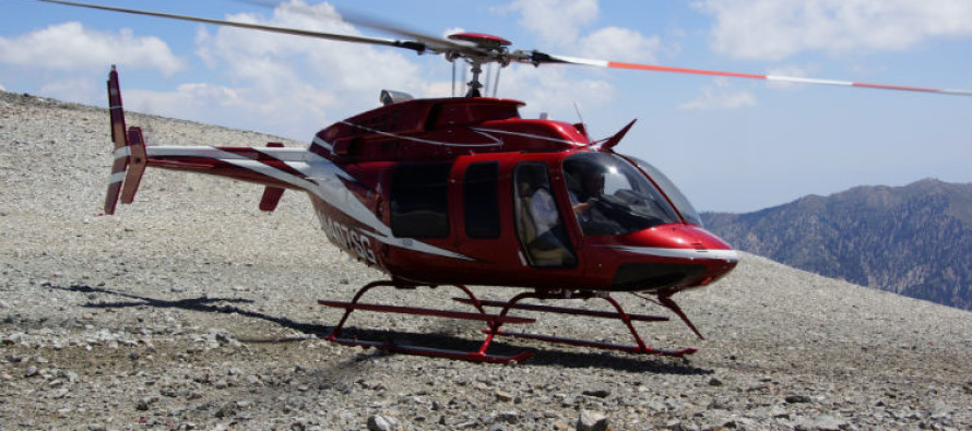 North American Sheriffs buys two Bell 407GXs