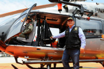 Airbus Helicopters delivers fifth EC145 to Peruvian Police
