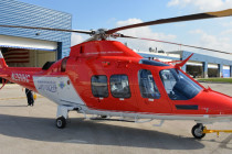 AgustaWestland delivers fifth helicopter to Intermountain Life Flight