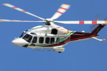 AW189 fleet passes 10,000 flight hour landmark