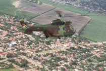 Airbus Helicopters delivers another Super Puma to Bolivia