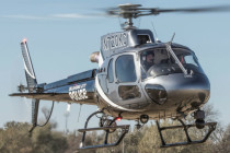 Oklahoma City Police takes delivery of two AS350 B3e helicopters