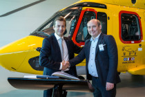 Airbus Helicopters makes EC175 first delivery to NHV