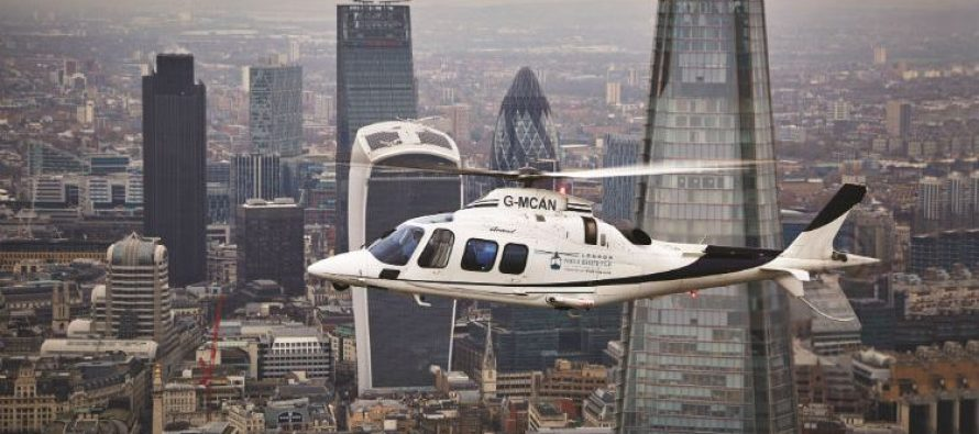 London Heli Shuttle grows fleet to six AW109 Grands