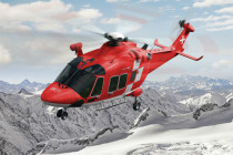 Swiss Air-Rescue Rega orders AW helicopters
