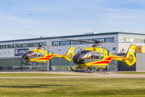 Polish air medical services takes delivery of four H135s