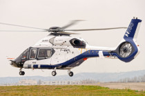 Second H160 prototype flies