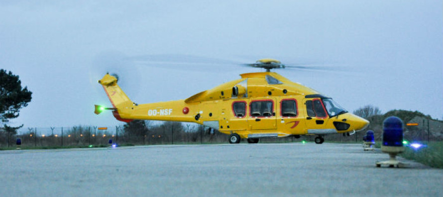 NHV opens new Aberdeen base with H175s