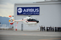 Airbus Helicopters delivers final two H135s to JMDF