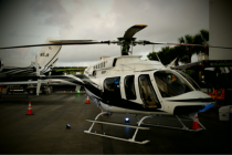 Bell signs two purchase agreements for corporate helicopters