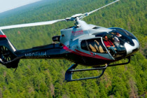 Will Helitourism benefit from oil and gas woes?