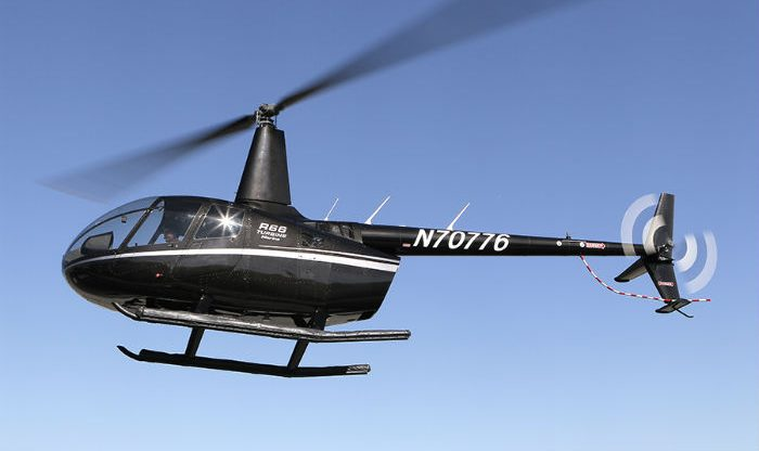 R44 – Helicopter Investor