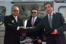 Weststar of Malaysia signs for three AgustaWestland helicopters