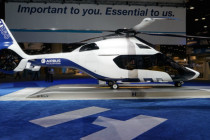 Airbus Helicopters starts 'H Generation' at Heli-Expo