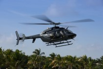 Caverton Helicopters to purchase eight Bell 407GXPs