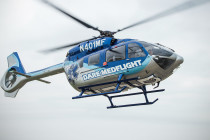 Dare County MedFlight takes delivery of Airbus Helicopters H145