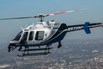 San Diego police gets new Bell 407GX helicopter