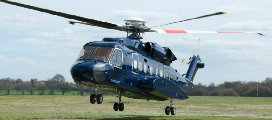 Elicottero S 92 : Sikorsky issues asb for mandatory s checks helicopter
