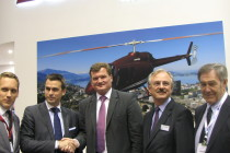 Atlas Air Service orders two Bell 505s at EBACE
