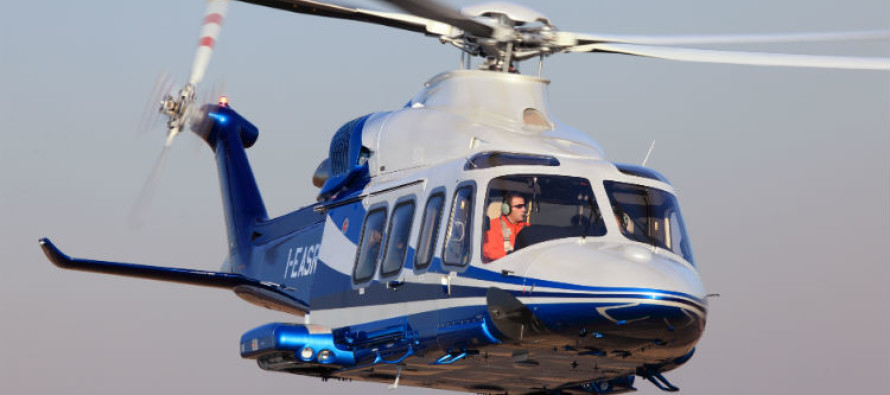 Milestone helicopter fleet surpasses $4 billion