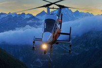Lectern Aviation Supplies of China orders two K-Max helicopters