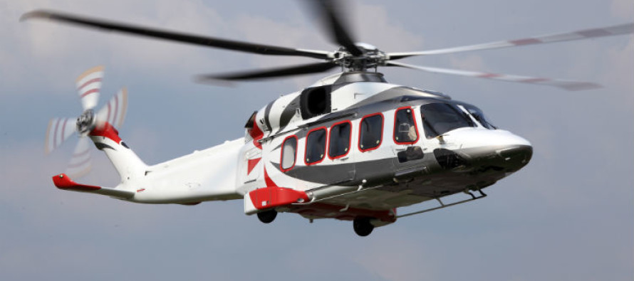 CHC introduces AW189 to Australian market